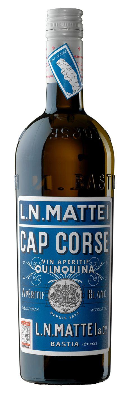 Cap Corse Mattei Quinquina Blanc