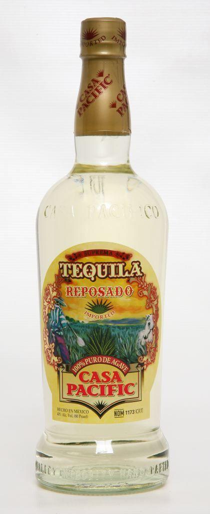 Casa Pacific Reposado Tequila