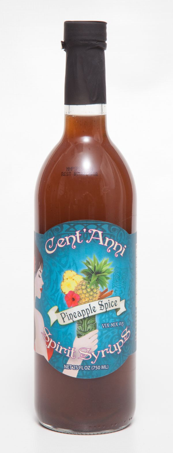 Cent'Anni Pineapple Spice Spirit Syrup