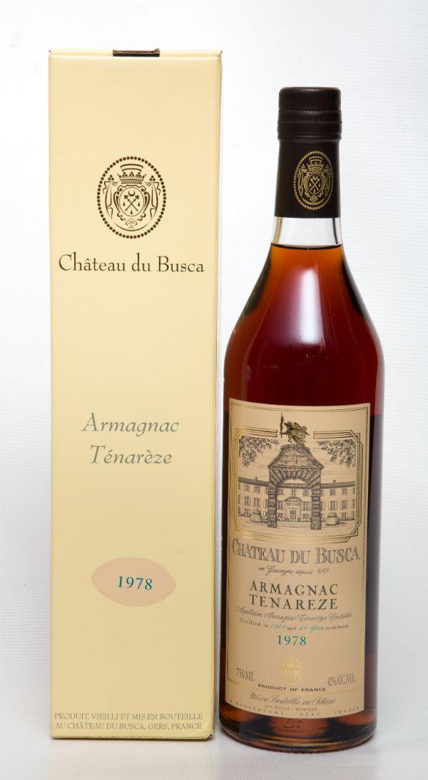 Chateau du Busca Vintages 1946 - 1993