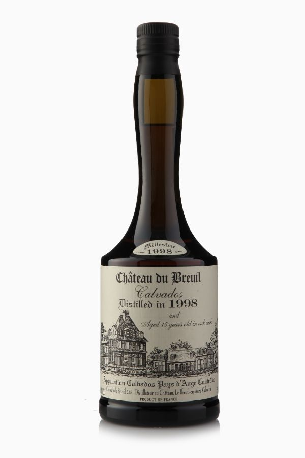 Chateau du Breuil Vintage 1998 15 Yr Calvados