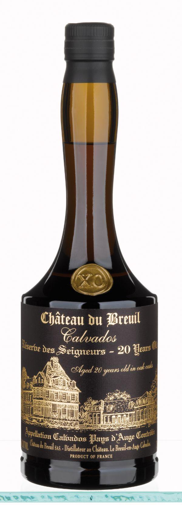 Chateau du Breuil XO Calvados