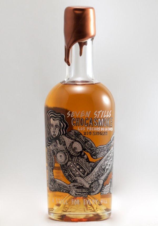 Seven Stills Chocasmoke Whiskey