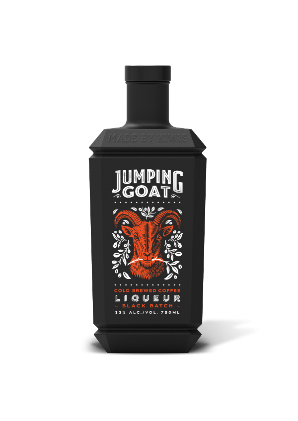 Jumping Goat Coffee Infused Whiskey Liqueur