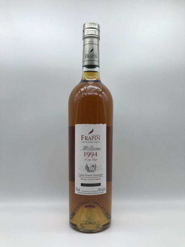 Frapin 1994 Collector's Edition Cognac