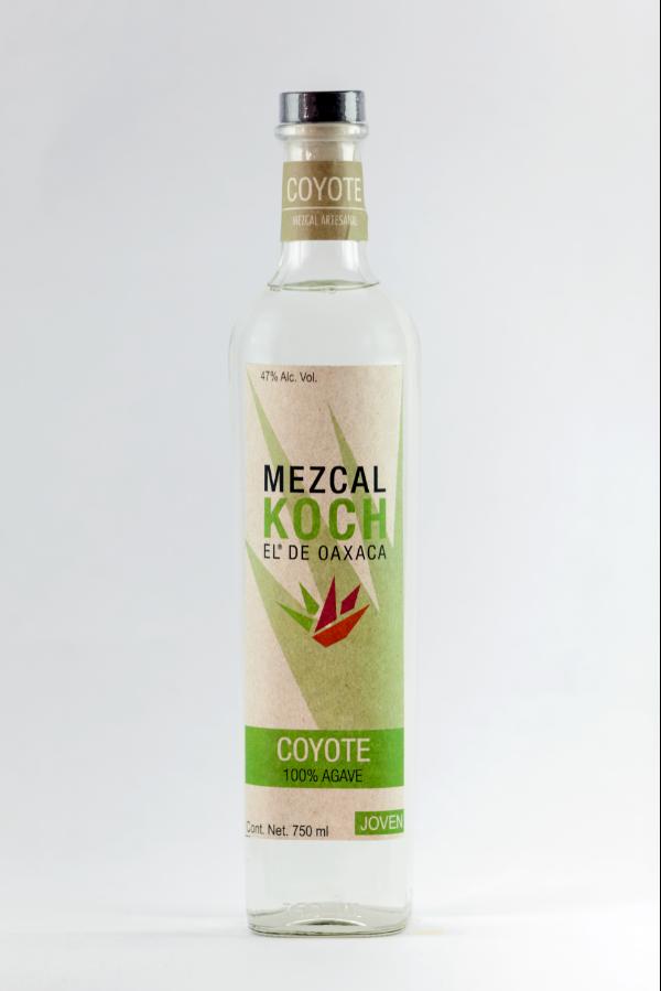 Koch el Mezcal Coyote