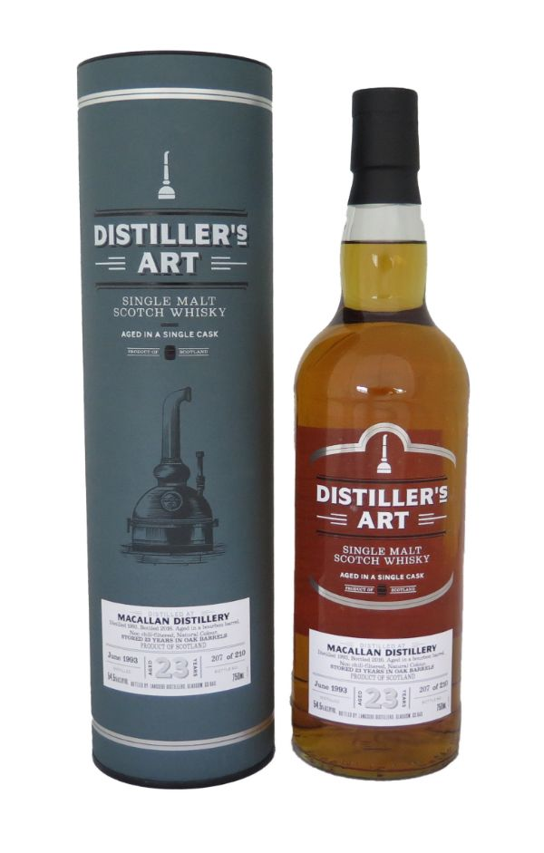 Distiller's Art Macallan 1993 Single Malt