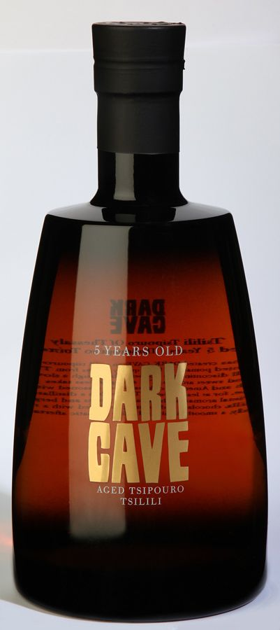 Tsilili 5 Yr Dark Cave Aged Tsipouro