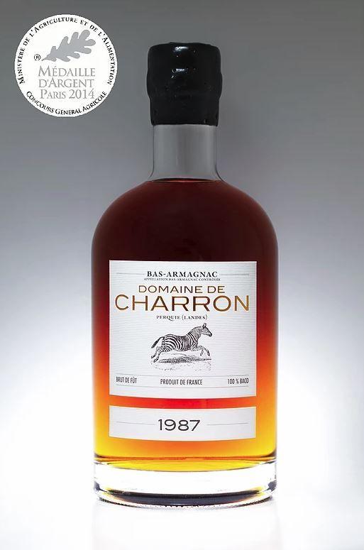 Domaine de Charron 1987 Armagnac