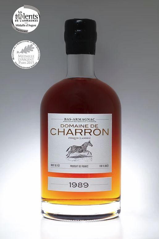 Domaine de Charron 1989 Armagnac