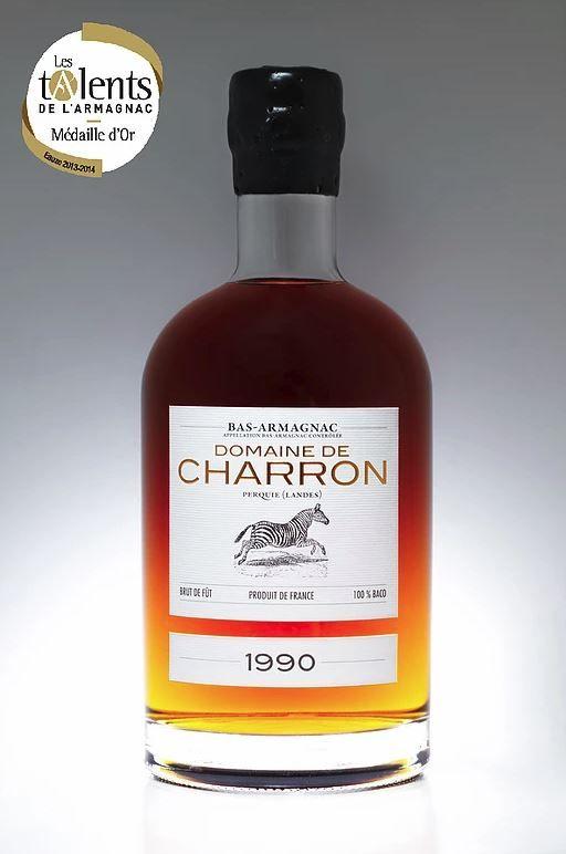 Domaine de Charron 1990 Armagnac