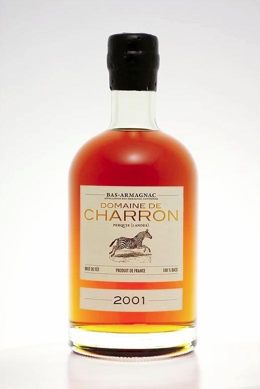 Domaine de Charron 2001 Armagnac