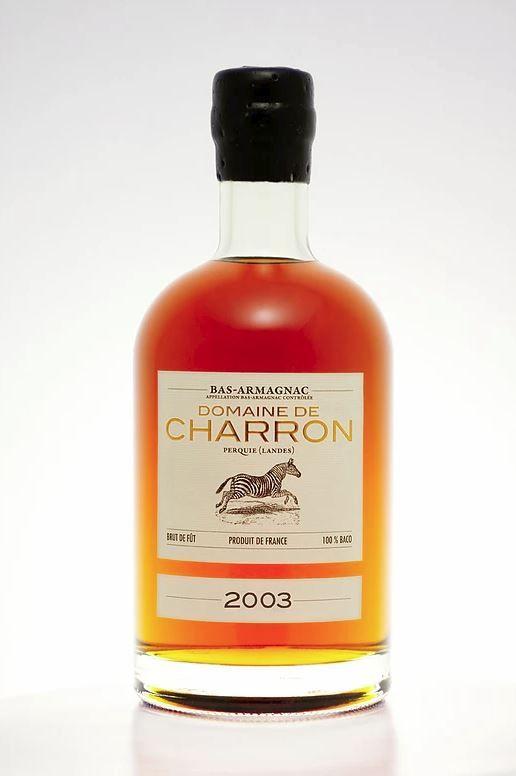 Domaine de Charron 2003 Armagnac