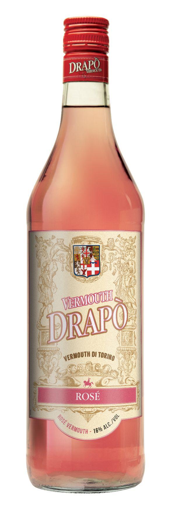 Drapo Rose Vermouth