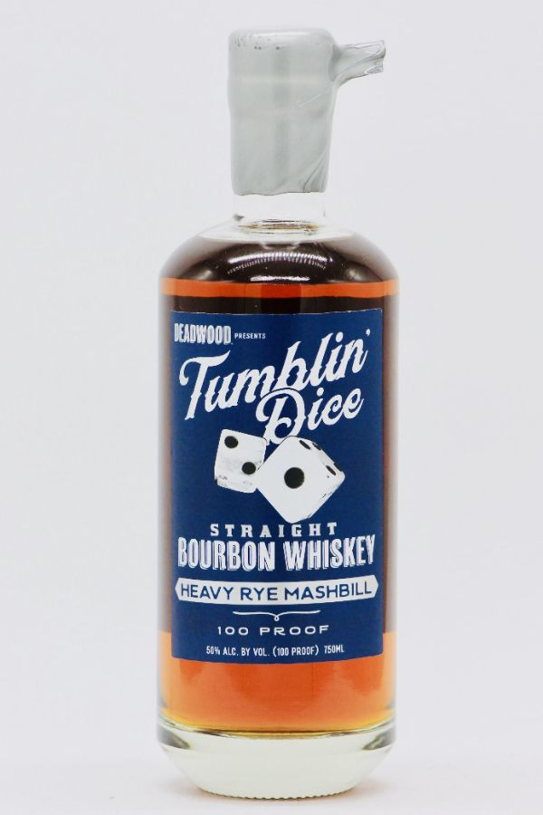 Tumblin Dice 3 Yr Heavy Rye Bourbon
