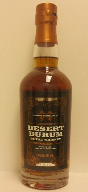 Arizona Distilling Desert Durum Wheat Whiskey