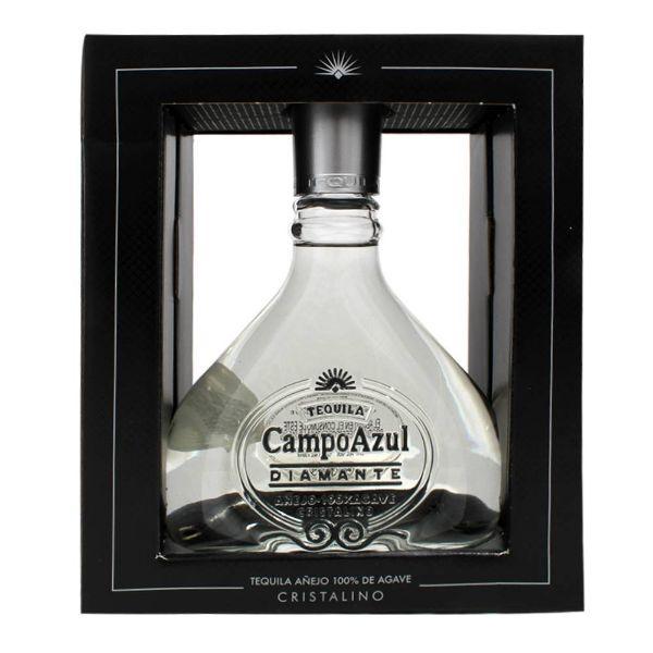 Campo Azul Diamante Cristalino Anejo Tequila