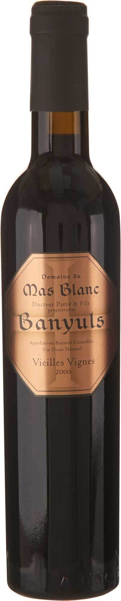 Domaine du Mas Blanc Banyuls Collection 2000