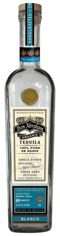 Don Abraham Organico Blanco Tequila