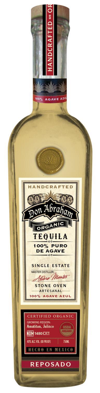 Don Abraham Organico Reposado Tequila