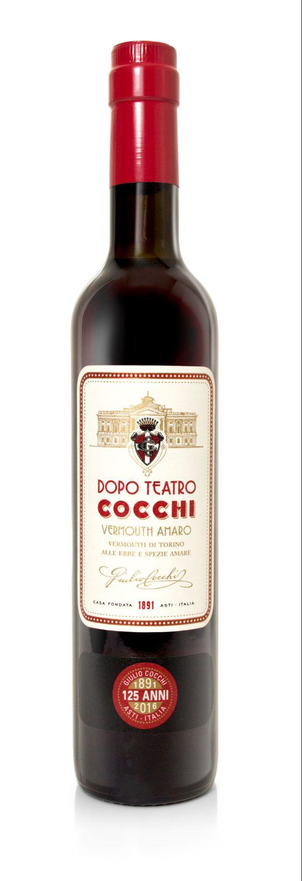 Cocchi Dopo Teatro Vermouth Amaro