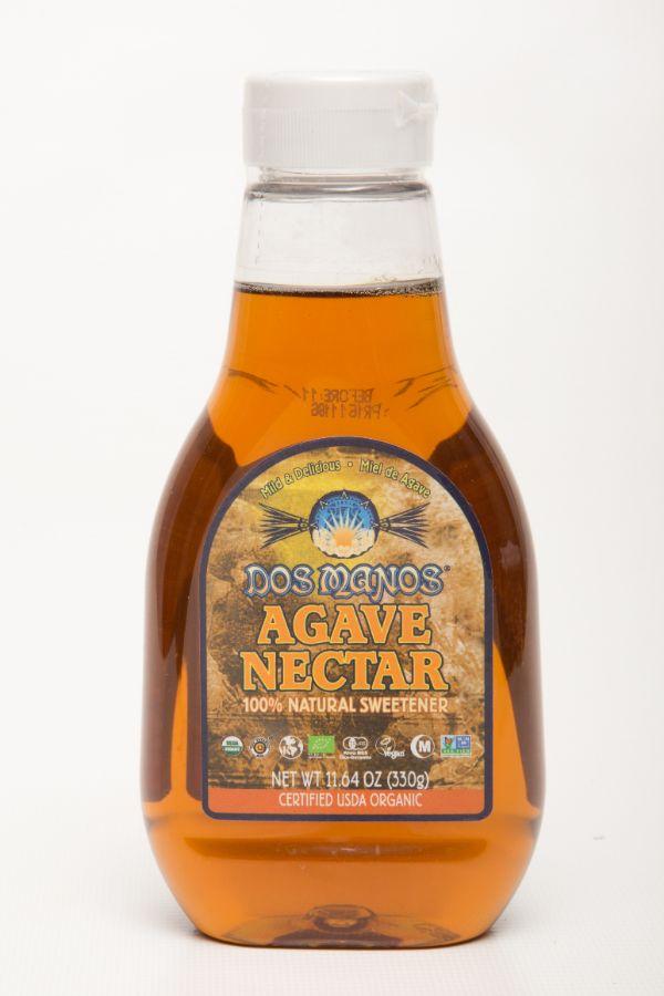 Dos Manos 100% Agave Nectar