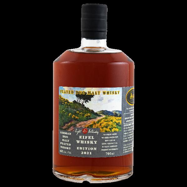 Eifel 2021 German Peated Duo Malt Whisky