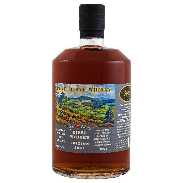 Eifel 2021 German Peated Rye Whisky