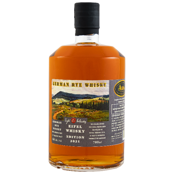Eifel 2021 German Rye Whisky