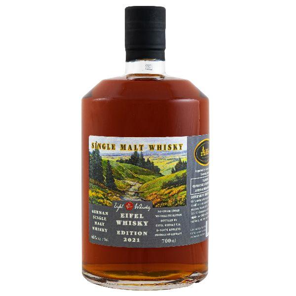 Eifel 2021 German Single Malt Whisky