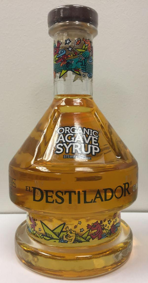 El Destilador Organic Agave Nectar
