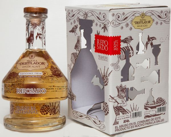 El Destilador Limited Edition Reposado Tequila