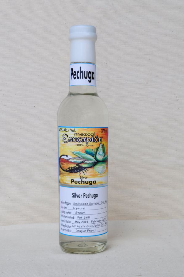 Escorpion Mezcal Pechuga Silver