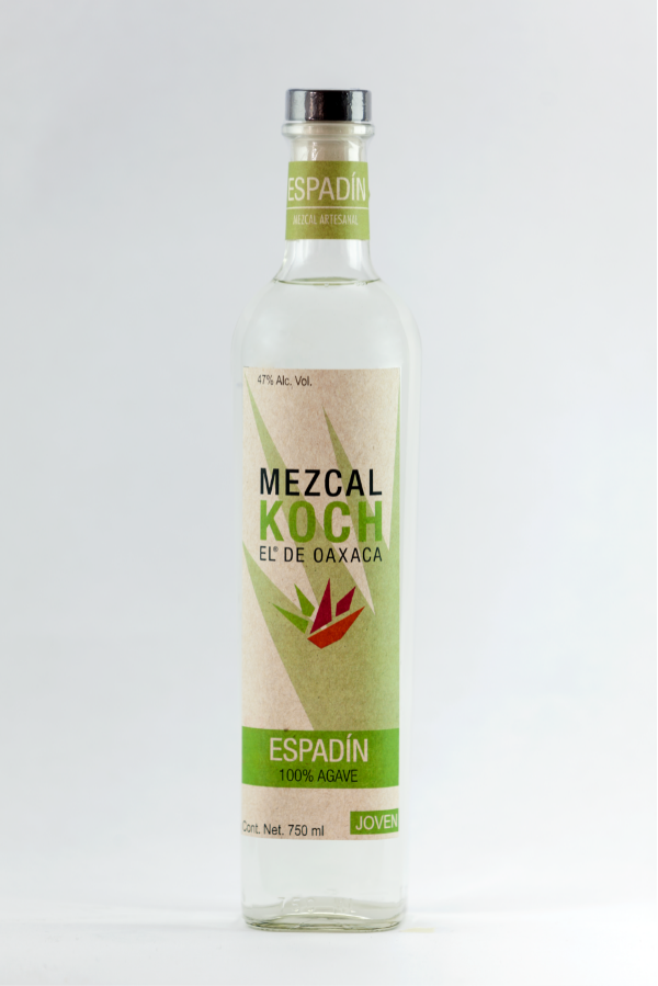 Koch el Mezcal Espadin