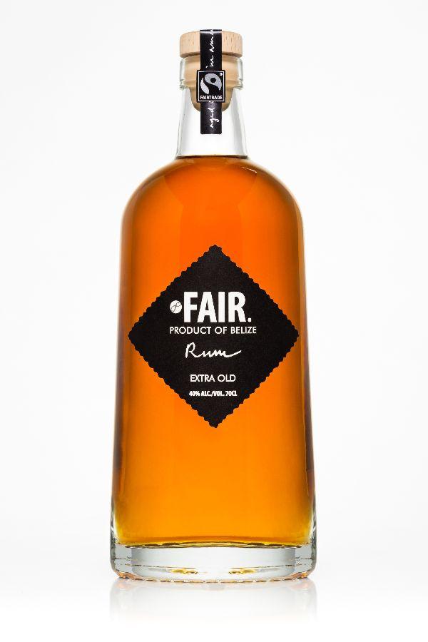 Fair Belize Rum XO