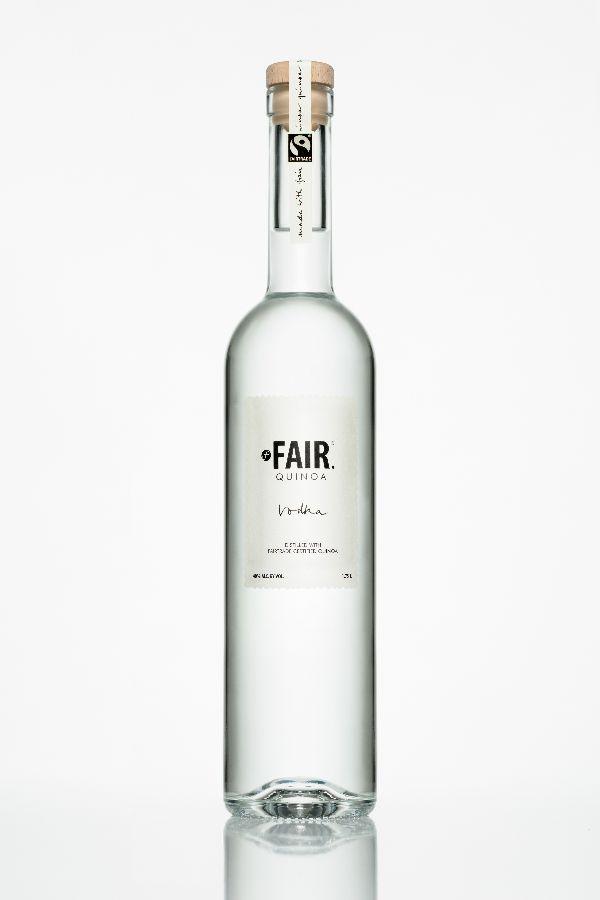 Fair Quinoa Vodka