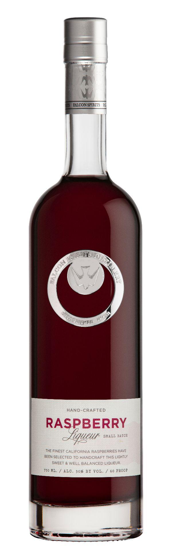 Falcon Spirits Raspberry Liqueur