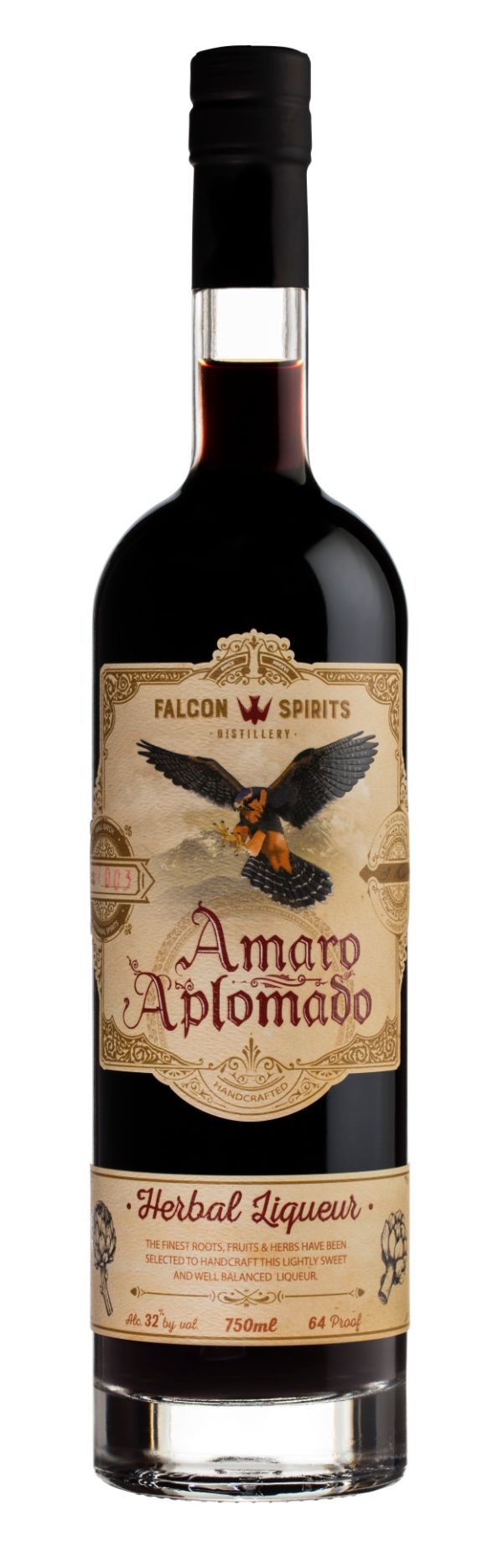Amaro Aplomado Herbal Liqueur