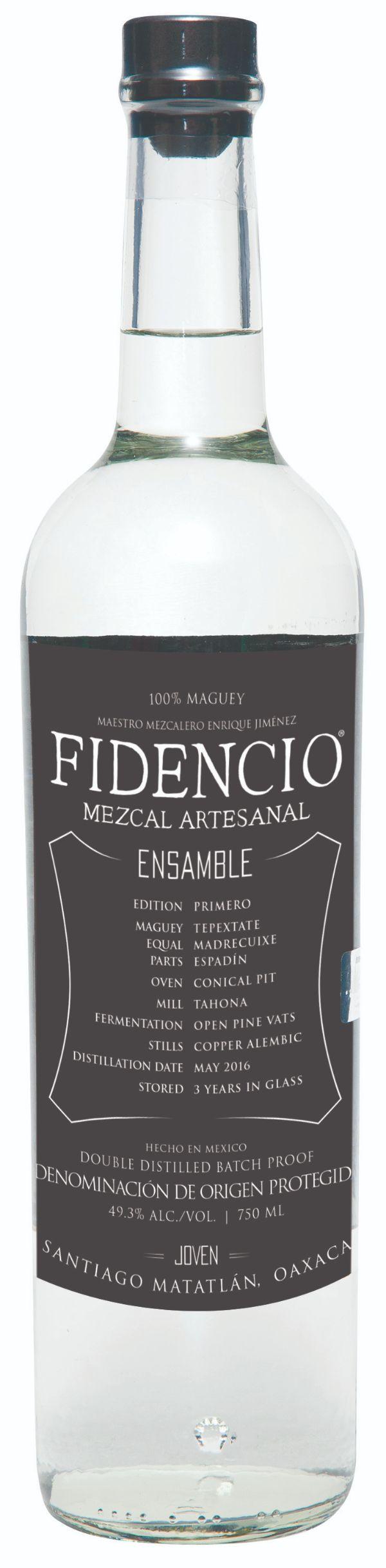 Fidencio Ensamble Mezcal