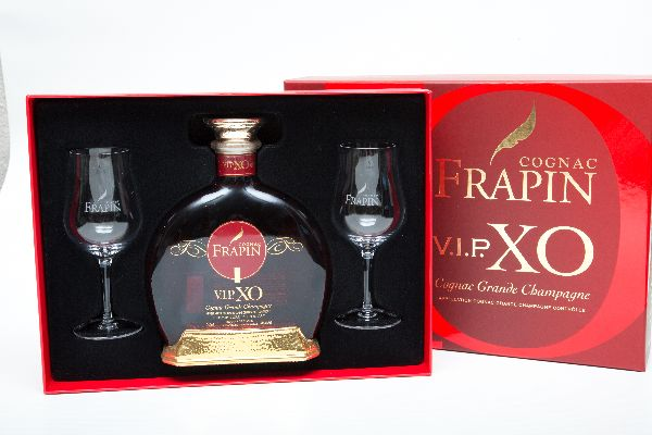 Frapin VIP XO Cognac Gift Set