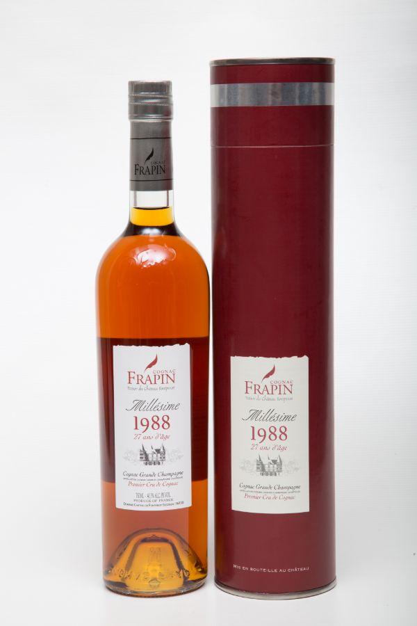 Frapin Vintage 1988 Cognac