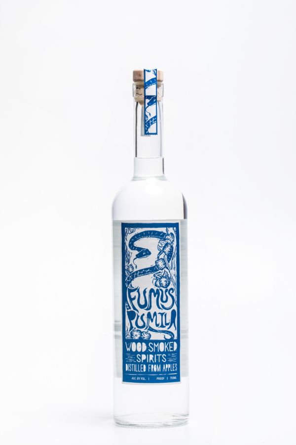 Baltimore Spirits Fumus Pumila Wood Smoked Apple Spirit