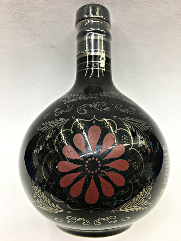 Grand Mayan Ceramic 100% Agave Extra Anejo Single Barrel Tequila