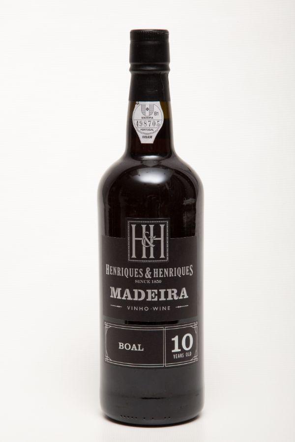 H&H Madeira Boal 10 Yr