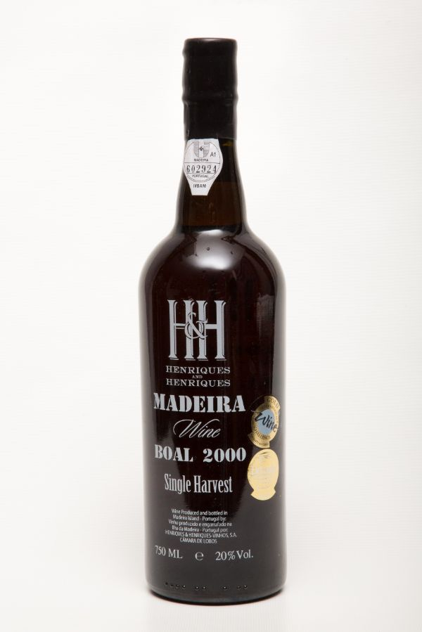 H&H Madeira Boal 2000 Single Harvest