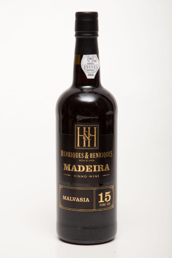 H&H Madeira Malvasia 15 Yr