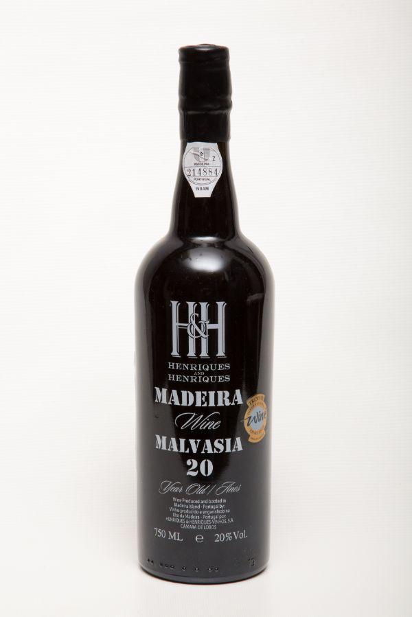 H&H Madeira Malvasia 20 Yr
