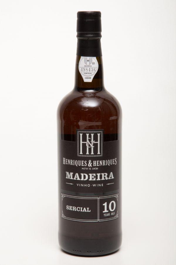 H&H Madeira Sercial 10 Yr