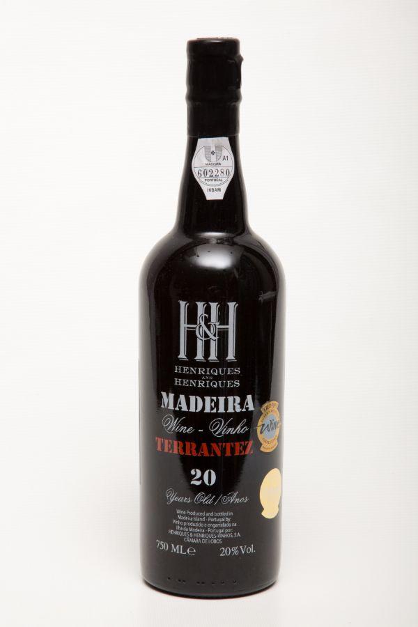 H&H Madeira Terrantez 20 Yr