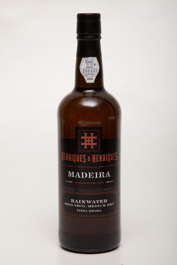 H&H Madeira Tinta Negra Rainwater